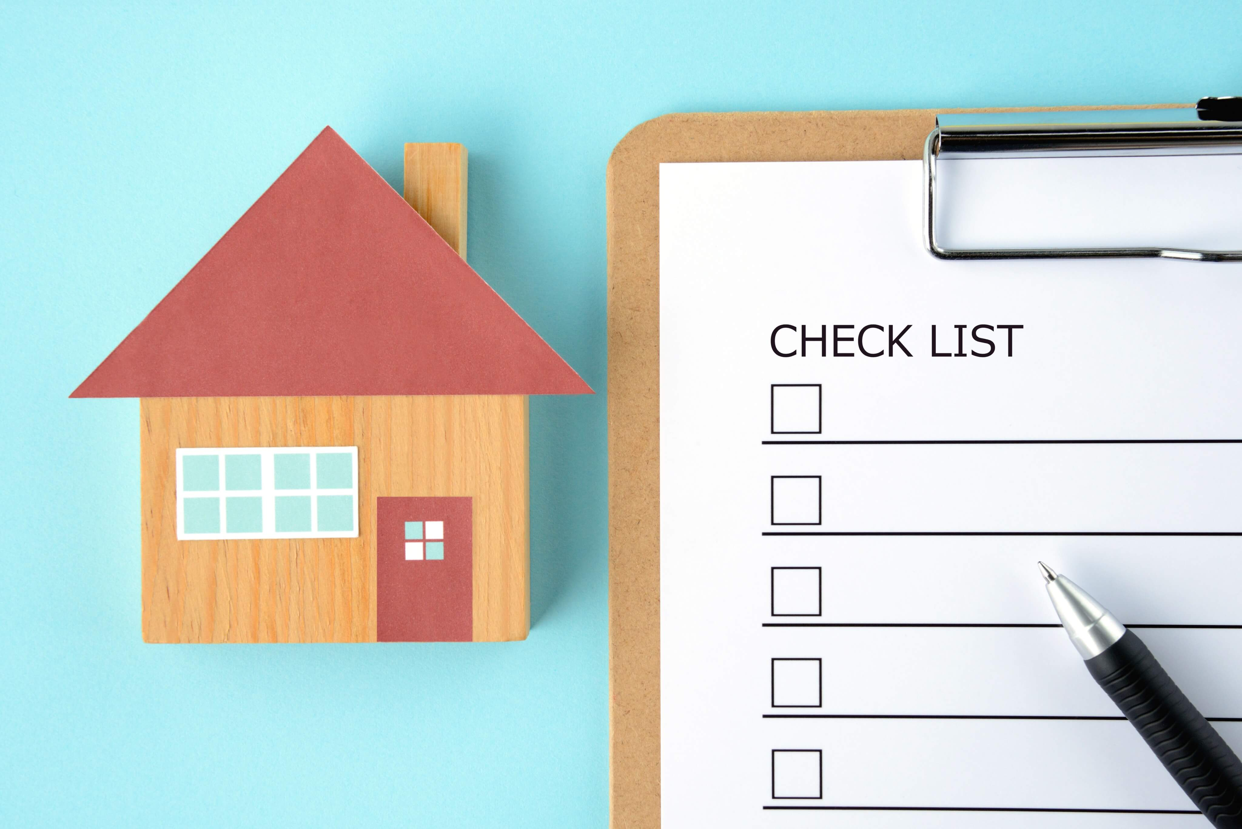 A Checklist for Buying Your First Home